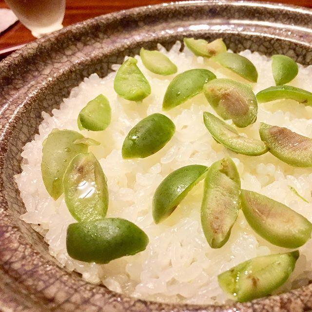 オリーブ飯